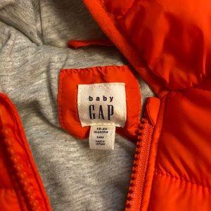 GAP Jackets & Coats - Baby GAP Primaloft Winter Jacket